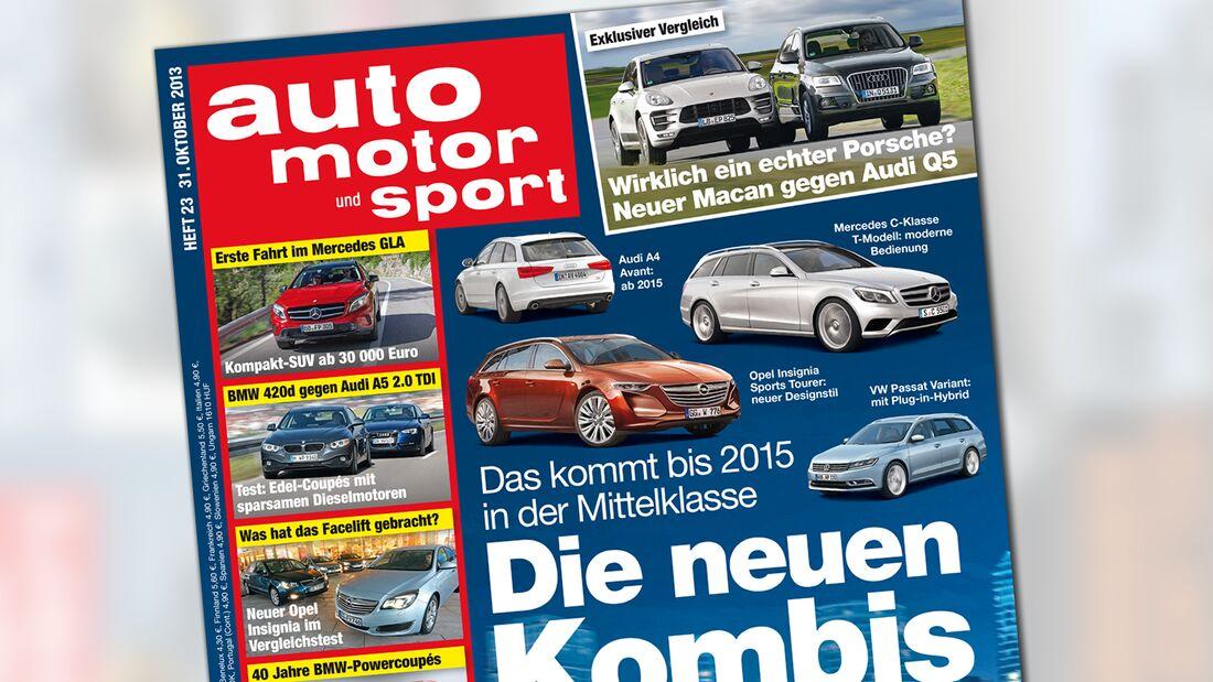 auto motor und sport (23/2013)