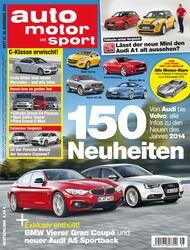 auto motor und sport (25/2013)