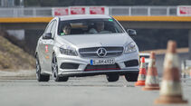 auto motor und sport Fahrdynamiktraining 2013