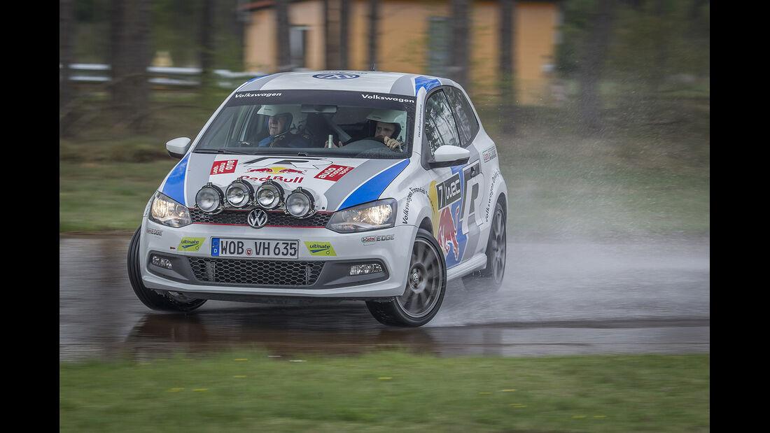 auto motor und sport-Fahrsicherheitstrainings 2014, WRC, Continental