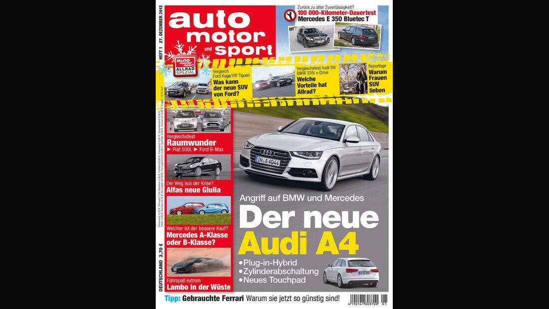 auto motor und sport - Heft 01/2013