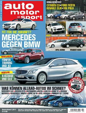 auto motor und sport Heft 02/2010