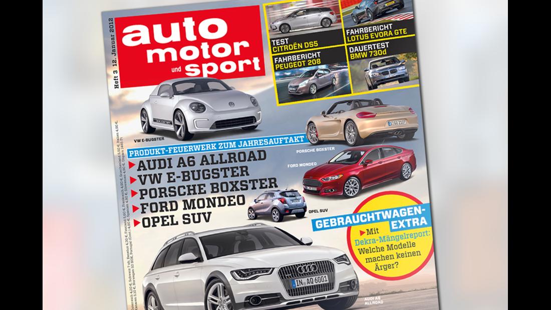auto motor und sport - Heft 03/2012