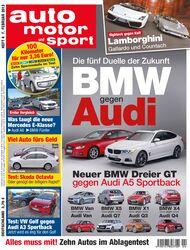 auto motor und sport - Heft 04/2013