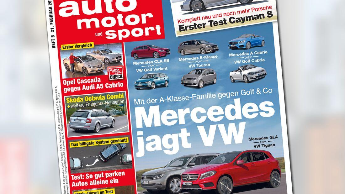 auto motor und sport - Heft 05/2013