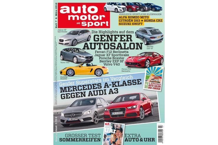 auto motor und sport - Heft 07/2012
