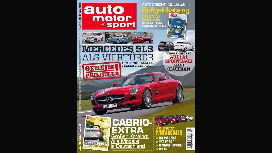 auto motor und sport - Heft 08/2012