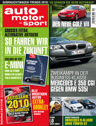 auto motor und sport Heft 09/2010
