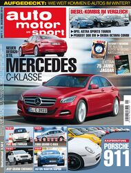 auto motor und sport Heft 1/2011