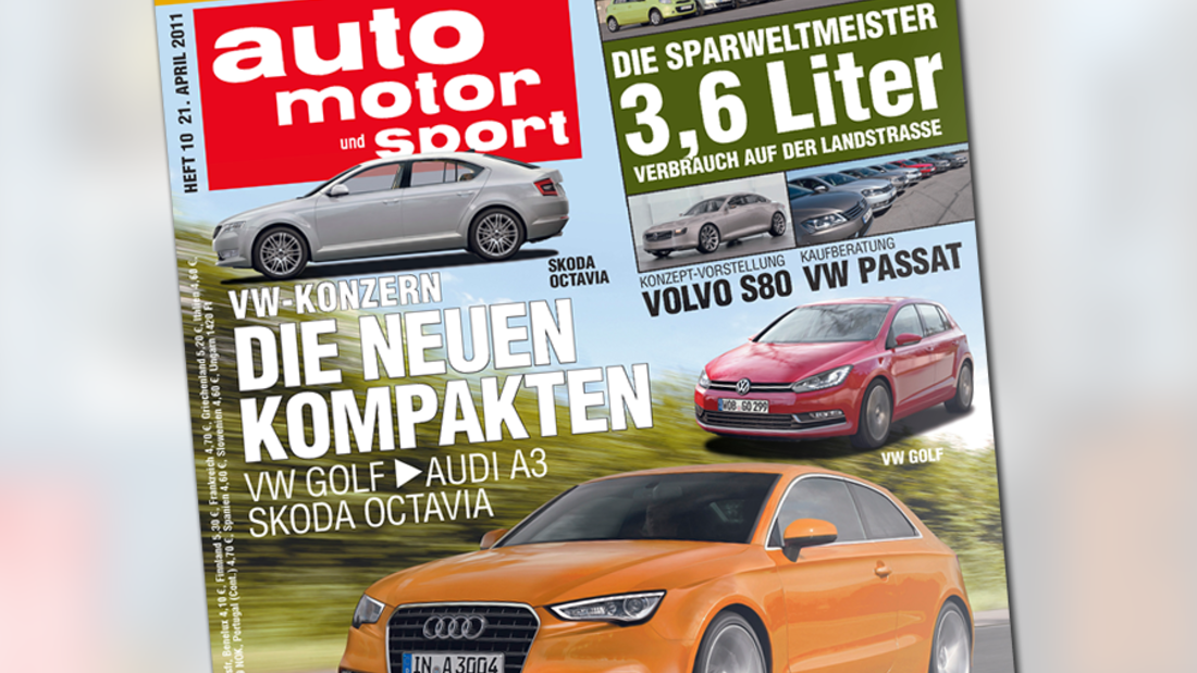 auto motor und sport Heft 10/2011