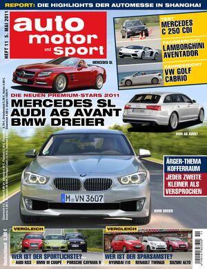 auto motor und sport Heft 11/2011