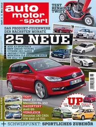 auto motor und sport - Heft 11/2012