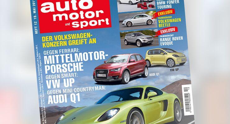 auto motor und sport Heft 12/2011