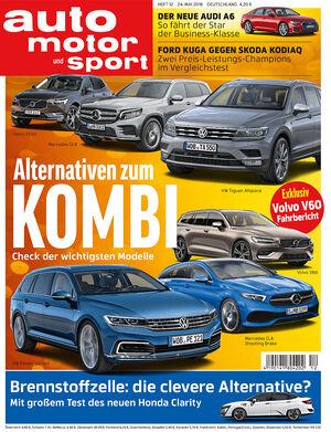 auto motor und sport, Heft 12, 2018