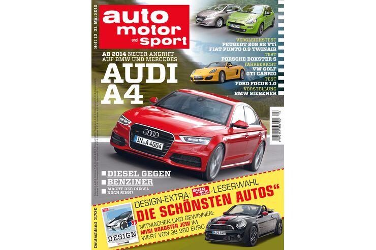 auto motor und sport - Heft 13/2012