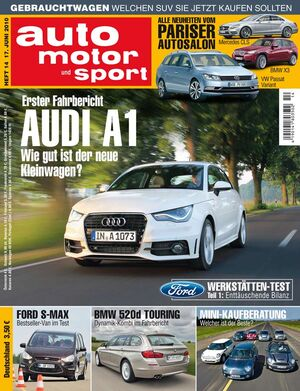 auto motor und sport - Heft 14/2010