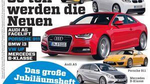 auto motor und sport Heft 14/2011