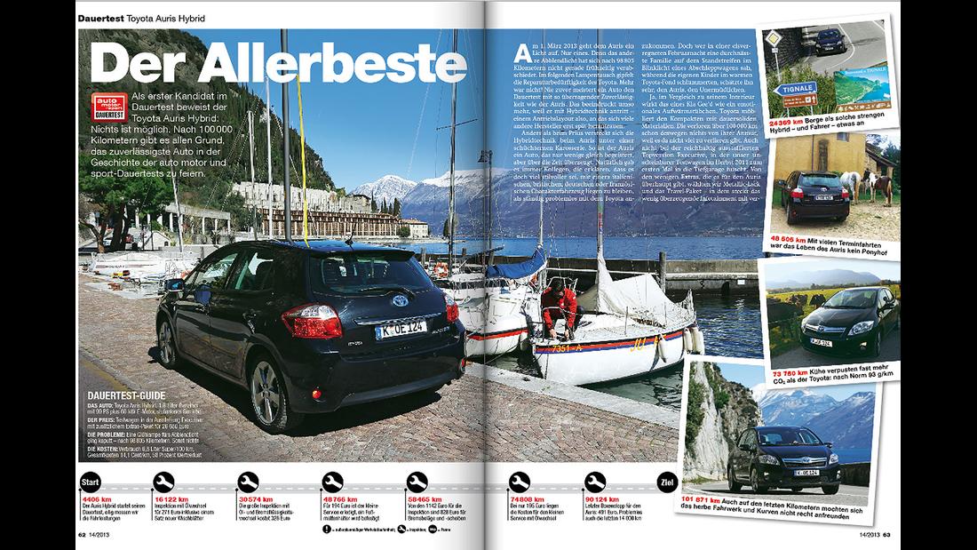 auto motor und sport - Heft 14/2013