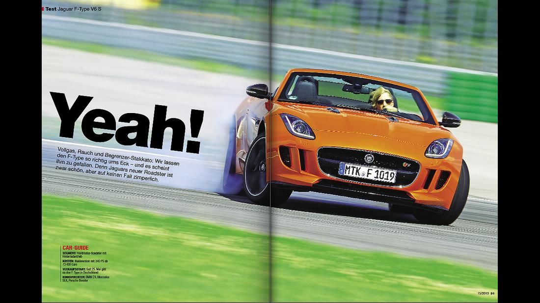 auto motor und sport - Heft 15/2013