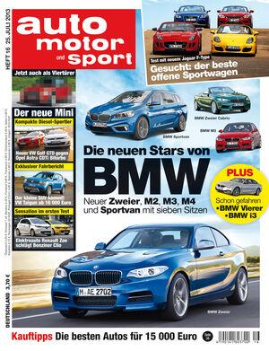 auto motor und sport (Heft 16/2013)