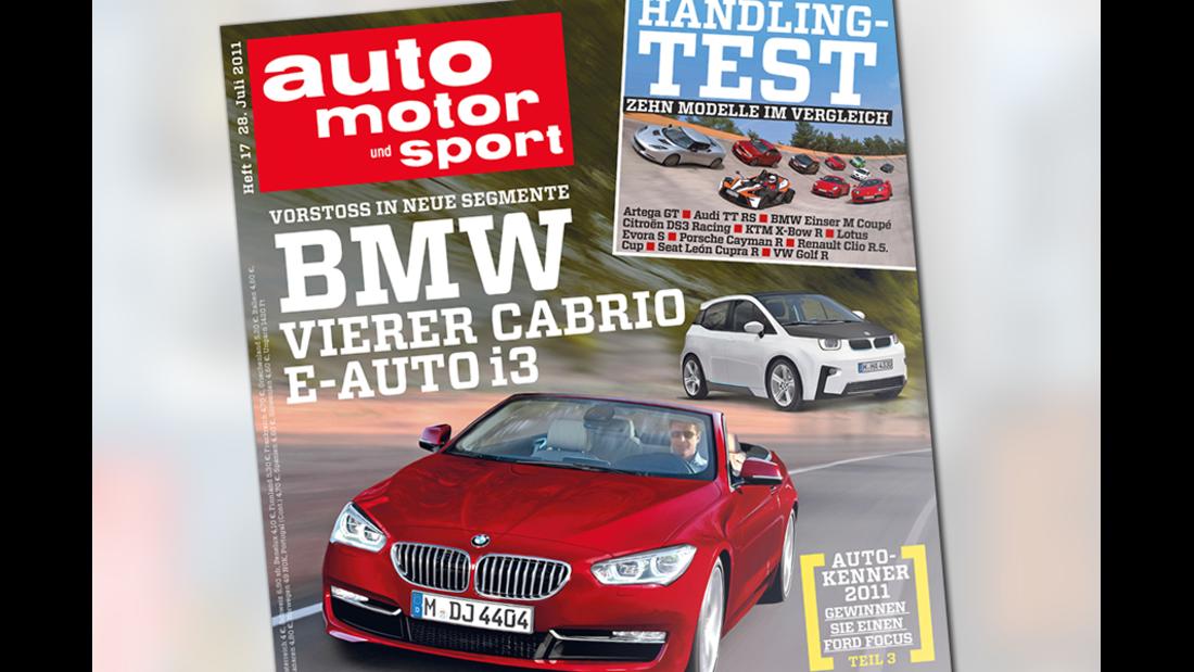 auto motor und sport Heft 17/2011