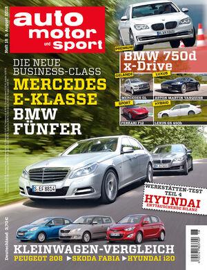 auto motor und sport - Heft 18/2012