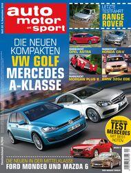 auto motor und sport - Heft 20/2012