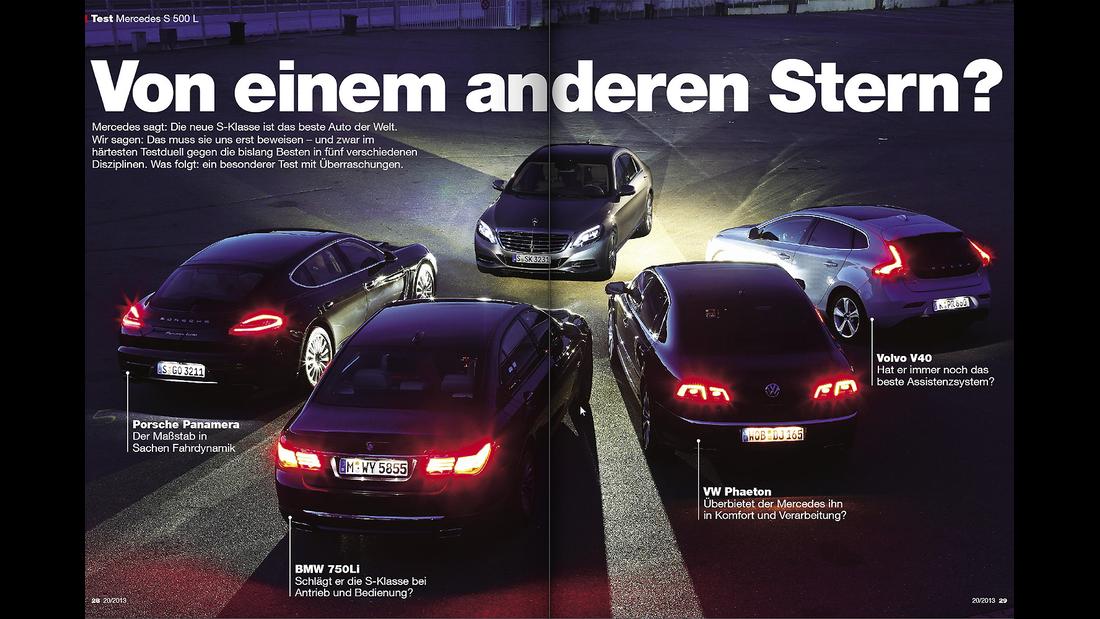 auto motor und sport - Heft 20/2013