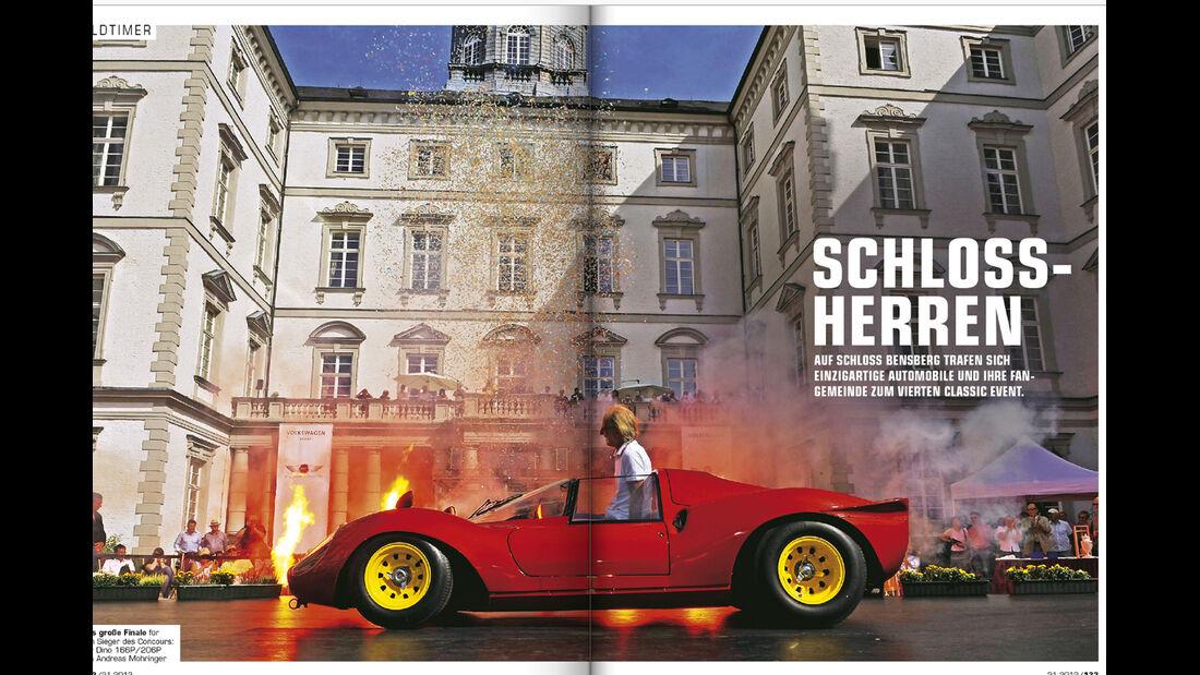 auto motor und sport - Heft 21/2012 Artikel Bensberg