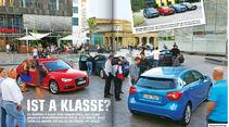 auto motor und sport - Heft 21/2012 Artikel VGL A-Klasse