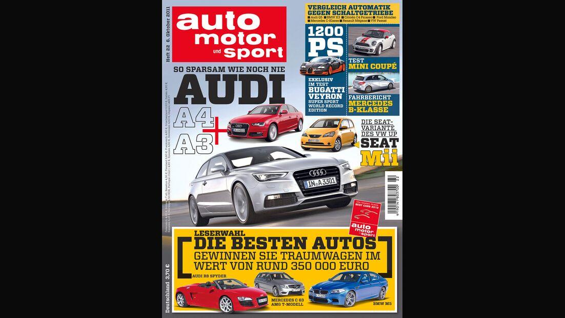 auto motor und sport - Heft 22/2011