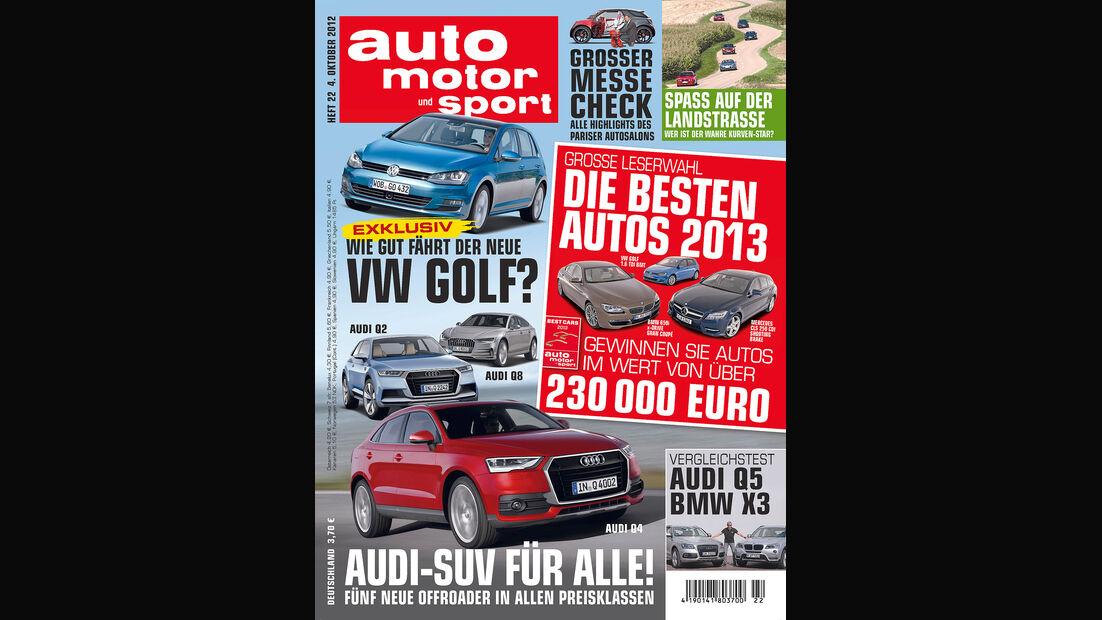 auto motor und sport - Heft 22/2012