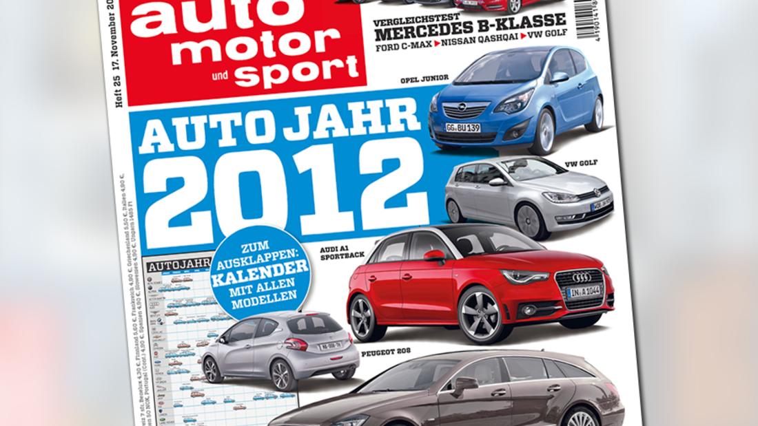 auto motor und sport Heft 25/2011