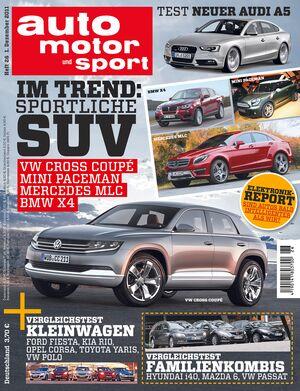 auto motor und sport - Heft 26/2011