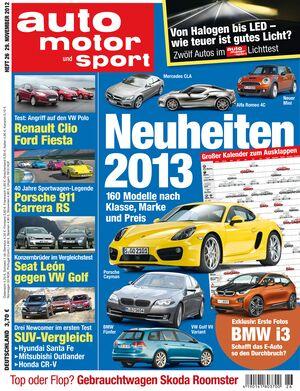 auto motor und sport - Heft 26/2012