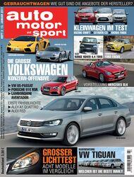 auto motor und sport Heft 3/2011