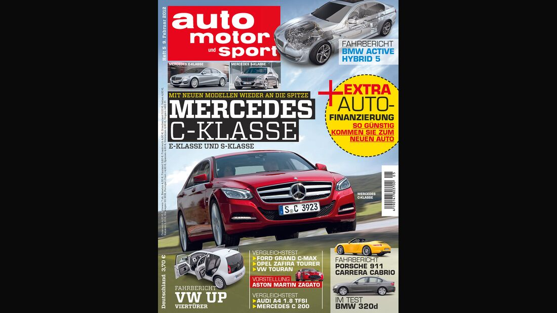 auto motor und sport - Heft 5/2012