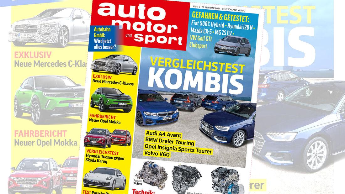 auto motor und sport Heft 5/2021