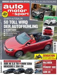 auto motor und sport Heft 6/2011