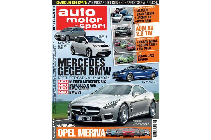 auto motor und sport Heft 8/2011