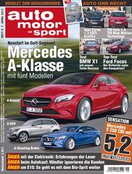 auto motor und sport Heft 9/2011