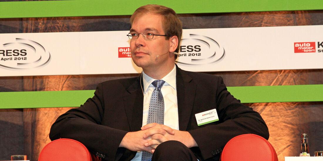 auto motor und sport-Kongress, Andreas Opfermann