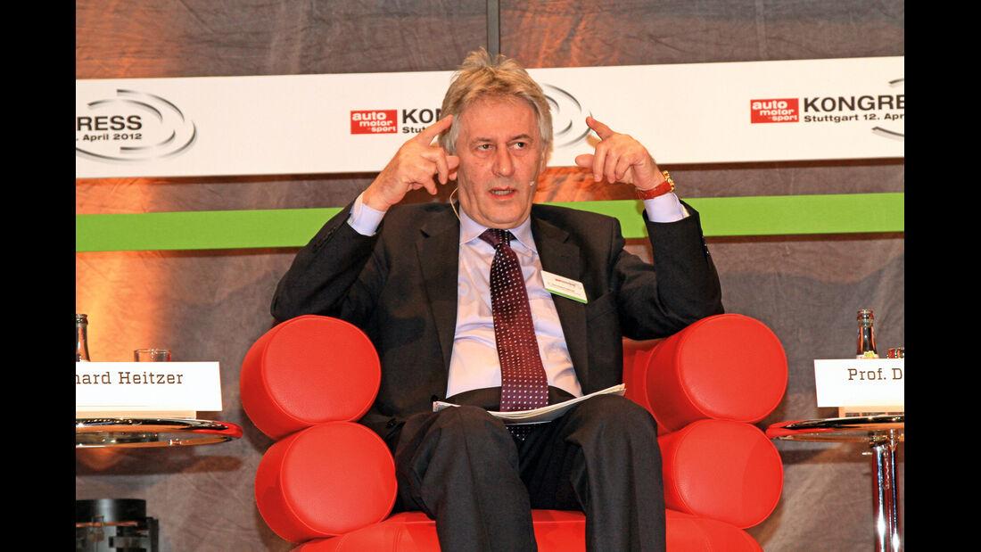 auto motor und sport-Kongress, Bernhard Heitzer