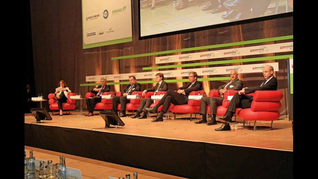 auto motor und sport-Kongress, Panel 1