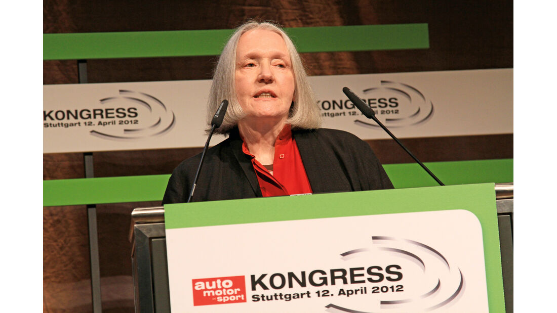 auto motor und sport-Kongress, Saskia Sassen