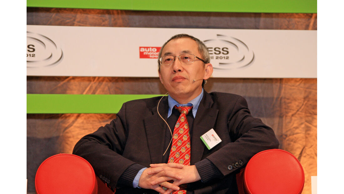 auto motor und sport-Kongress, Su Zhou
