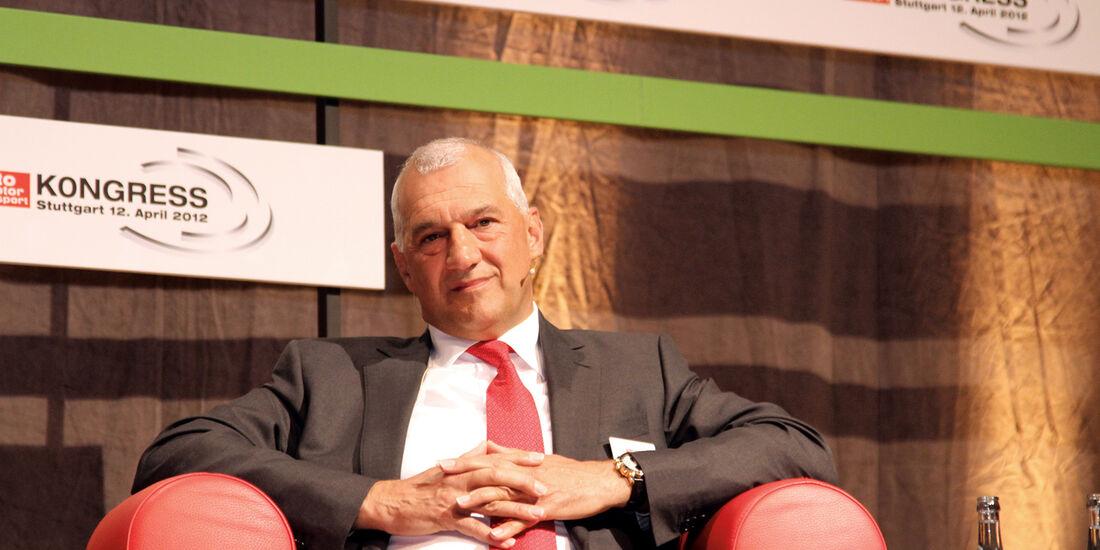 auto motor und sport-Kongress, Willi Balz
