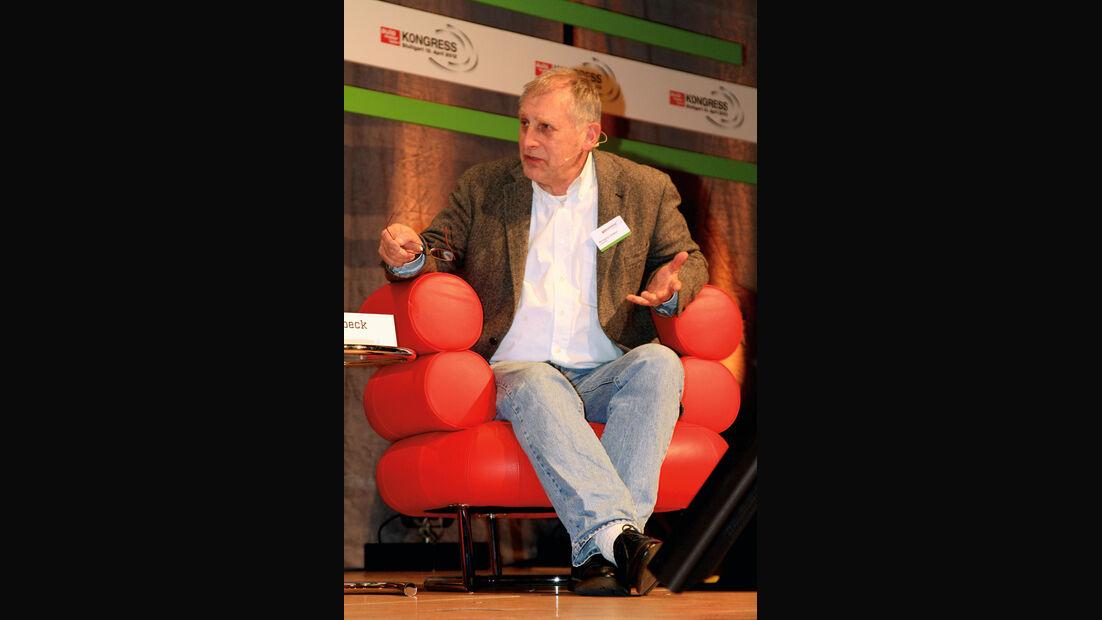 auto motor und sport-Kongress, Wolfgang Lohbeck