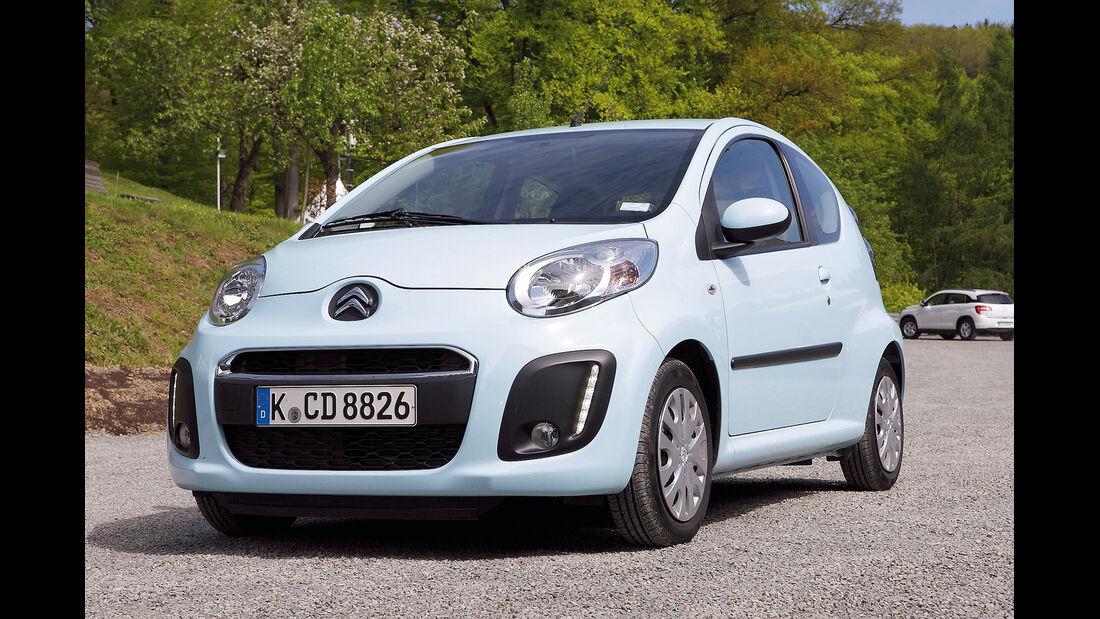 auto, motor und sport Leserwahl 2013: Kategorie A Minicars - Citroen C1