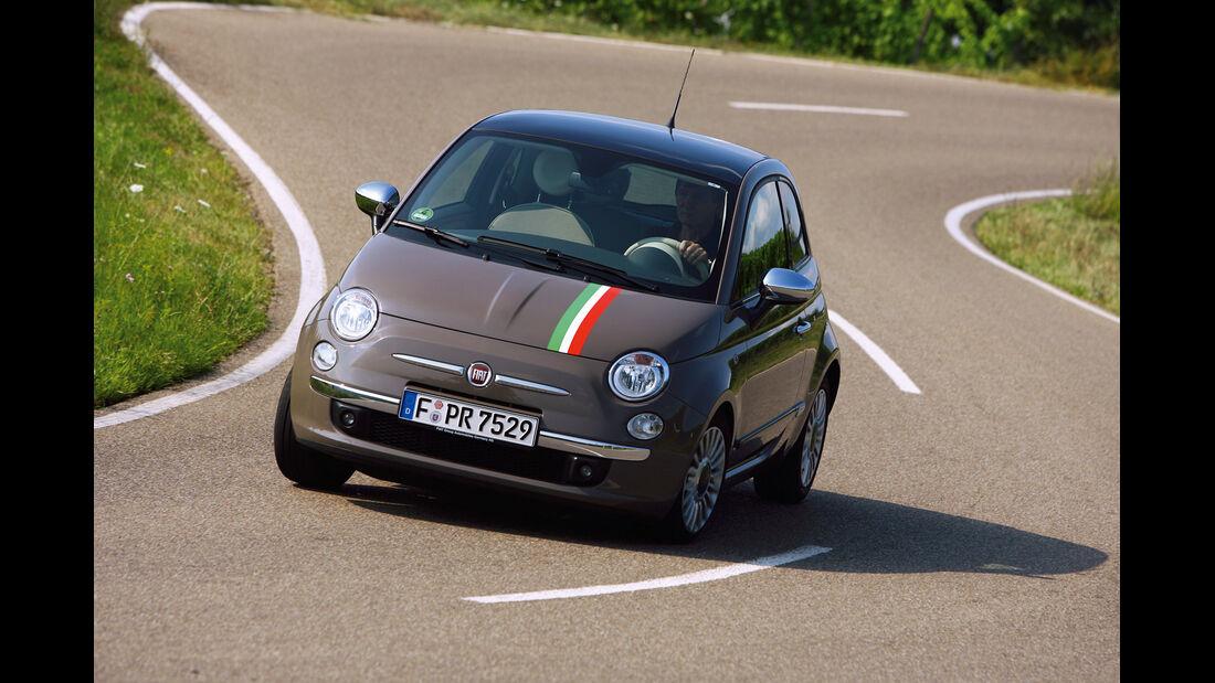 auto, motor und sport Leserwahl 2013: Kategorie A Minicars - Fiat 500